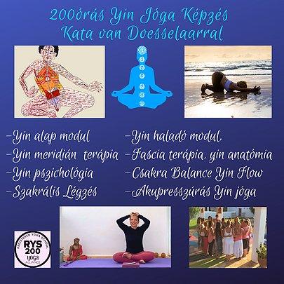 200 oras yin joga oktatoi kepzes