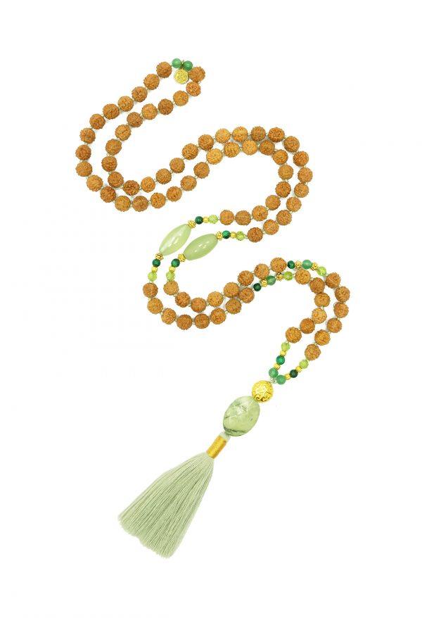 green tara goddess mala fokep
