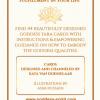 Goddes Tara Cards Backside Cards box
