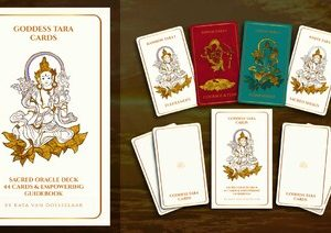 Goddess Tara Cards Sacred Oracle Deck