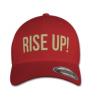 RISE UP CAP Red