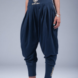 goddess spirit harem pants dark blue 1