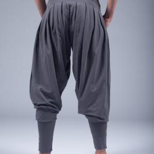 goddess spirit harem pants grey 2